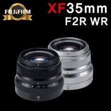 XF 35mm F2R WR 표준 단렌즈 [ 블랙 ]