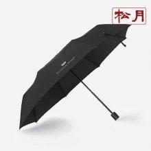 카운테스마라 3단 폰지 우산 검정
