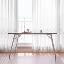 DSBD919 6인 테이블 (기본형) (1900x900) 화이트+화이트