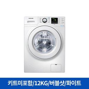 드럼세탁기 WF12F9K3UMW11 [12KG/버블워시/맞춤형 세탁코스/스마트 체크/무세제 통세척]