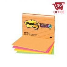 포스트잇 6845-SSP 미팅노트(가로/라인)