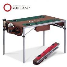 옥스포드 캠핑 테이블-그린