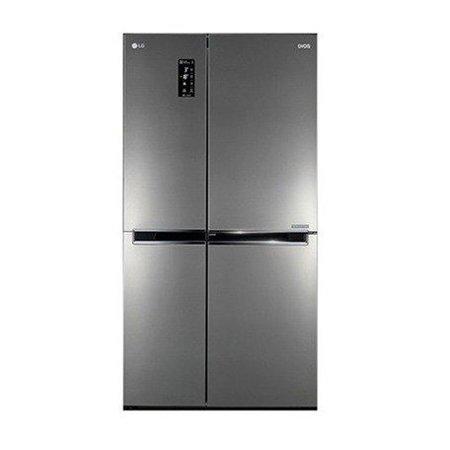(36개월 무이자) 세미빌트인 양문형 냉장고 S631S32 [636L]