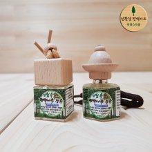 편백나무 정유 방향제 끈형/세트
