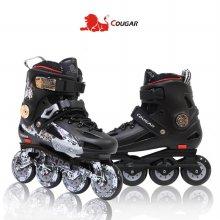 [쿠거] 성인 슬라럼 스케이트 전문 도심주행 COUGAR _250mm