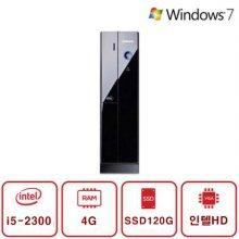한정특가 코어i5 SSD 장착 가성비 슬림 데스크탑 Z600 [4G/SSD120G] - 리퍼