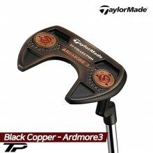 테일러메이드 18 TP Black Copper Collection Ardmore3 (TP 블랙 카파 컬렉션 아드모어3) 퍼터 34