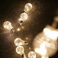 8모드 LED 와이어 벌브 라이트 (리모콘방식)