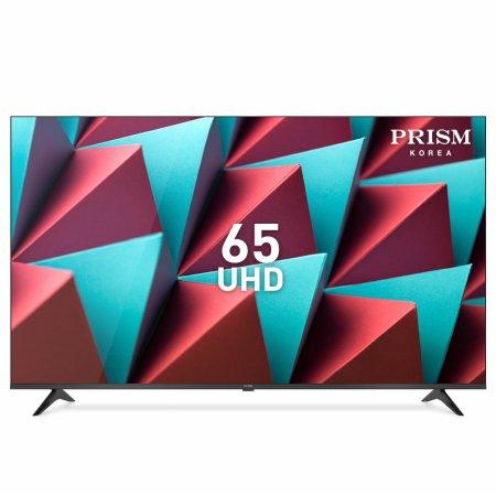 165cm 4K HDR TV RGB패널 2년무상보증 USB 4K 재생지원 / PT650UD [벽걸이 설치(기사방문,상하브라켓포함)]