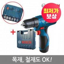 10.8V 리튬이온충전 드라이버드릴 GSR 1080-2 LI