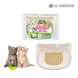 데오토일렛 자묘용 고양이화장실