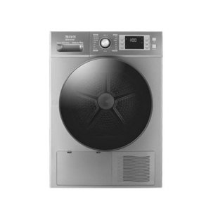 [*LPOINT 3만점*] 클라윈드 히트펌프 건조기 KDRC-C100LSSB [10KG/실버/저온제습/인버터모터/16가지맞춤건조/에어클리닝]