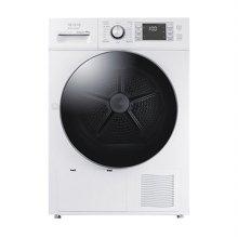 건조기 클라윈드 히트펌프 KDRC-C100LSWB [10KG/화이트/저온제습/히트펌프/16가지맞춤건조/내부잠금]