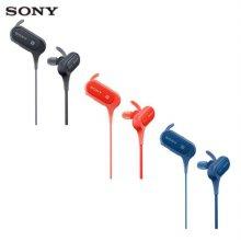 SONY 목걸이형 블루투스 이어폰[커널형][블랙][MDR-XB50BS]