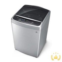 [*1월 28일 이후 순차배송*] 일반세탁기 T18DT [18KG/대포물살/6모션손빨래/급속모드/터보샷/미드프리실버]