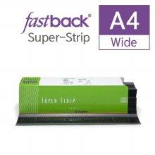 Fastback 20E SuperStrip Wide Black
