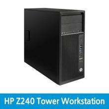 워크스테이션 Z240 TW (I7-7700/8GB/256GB+1TB/멀티/WIN10PRO)