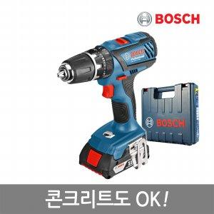 [견적가능]보쉬 강력해진18V 리튬이온충전전동드릴 GSB 18-2-LI Plus(1B)