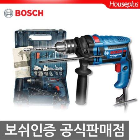 신형 650W전동드릴 GSB1300RE(100pcs액세사리포함)