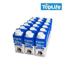 탑라이프 산양유 성견용 200ml 강아지우유 x18개