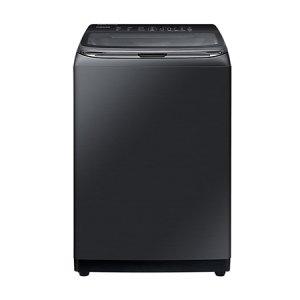 [*세탁세제증정*] 일반세탁기 WA17M7850TV [17KG/블랙캐비어/미드컨트롤/무세제통세척/4중진동저감]