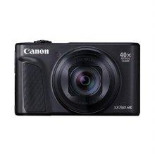 파워샷 SX740 HS 하이엔드 카메라[블랙]