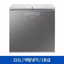 [LPOINT 3만점] 뚜껑형 김치냉장고 RP22N3111G2 (221L) 1등급