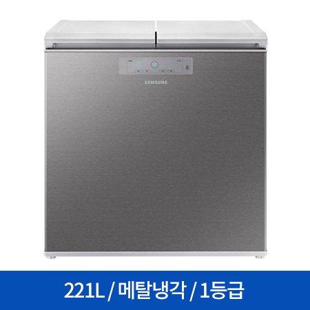 뚜껑형 김치냉장고 RP22N3111G2 (221L) 1등급