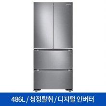 스탠드형 김치냉장고 RQ48N9103S8 (486L) 김치플러스/4도어