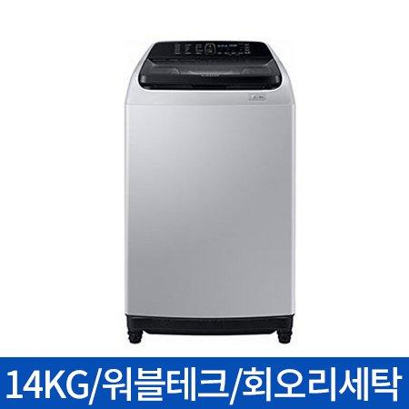 일반세탁기 WA14N6781TG [14kg / 액티브워시 / 회오리세탁 / 2세대 다이아몬드 필터 ]
