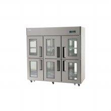 에버젠 간냉 65박스글라스도어 냉장 UDS-65RIE-6G (자가설치 배송상품)