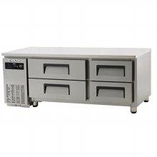 에버젠 간냉 낮은 서랍식테이블 1500 15DIE2 (자가설치 배송상품)