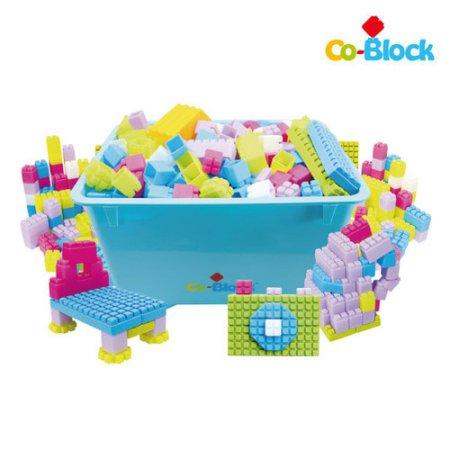 [Co-Block] 파스텔코블록 300PCS