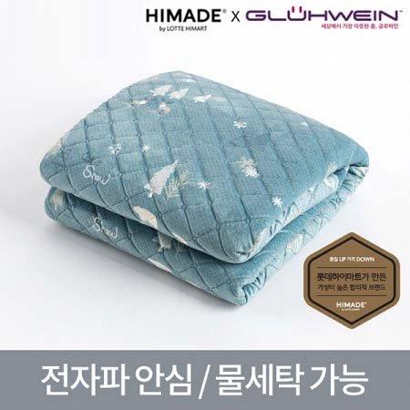 /글루바인/ 극세사 전기요 HM-ID1800S(싱글) HM-ID1800D(더블) [9단계 온도조절]