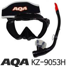 AQA 스노클링 KZ-9053H 크리스탈블루