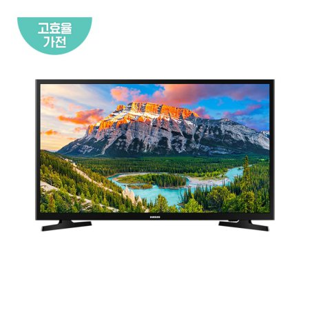 108cm FHD TV UN43N5000AFXKR [와이드 컬러 컨트롤 / 돌비 사운드/ 에너지효율 1등급]