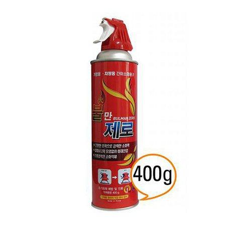 불만제로 에어졸/스프레이소화기 400g