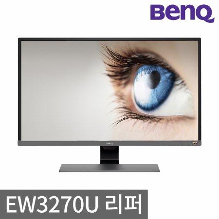 [포토후기작성시 1만원상품권] EW3270U 32 시력보호 모니터 - 리퍼