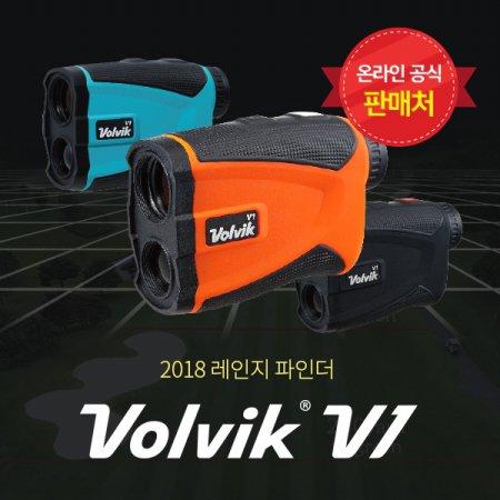 [볼빅] 레인지 파인더 V1 골프 거리측정기 오렌지