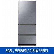 스탠드형 김치냉장고 RQ33N7203S8 (328L) 김치플러스/3도어