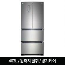 스탠드형 김치냉장고 K418SN13 (402L) 디오스/4도어