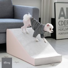 슬라이드스텝 - 핑크 강아지계단