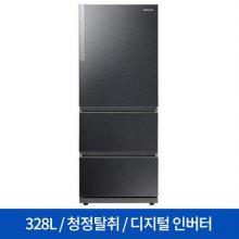 스탠드형 김치냉장고 RQ33N7222G1 (328L) 김치플러스/3도어