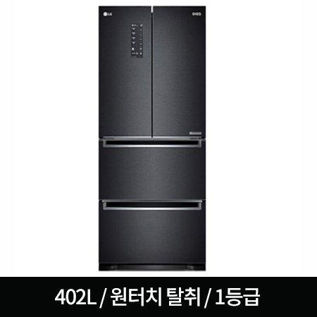 스탠드형 김치냉장고 K418MC15E (402L) 디오스/4도어/1등급