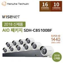 자가설치 4M 16채널 CCTV세트 SDH-C85100BF