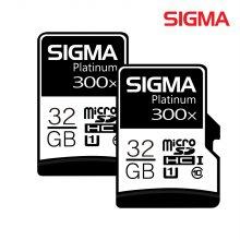 1+1 시그마 마이크로SD 32G 메모리카드 벌크