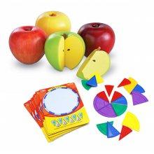 [러닝리소스] 사과분수퍼즐(0904) + 조각분수보드