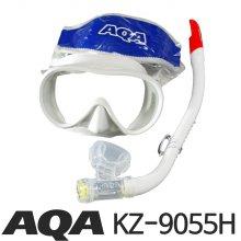 AQA 스노클링KZ-9055H 크리스탈핑크