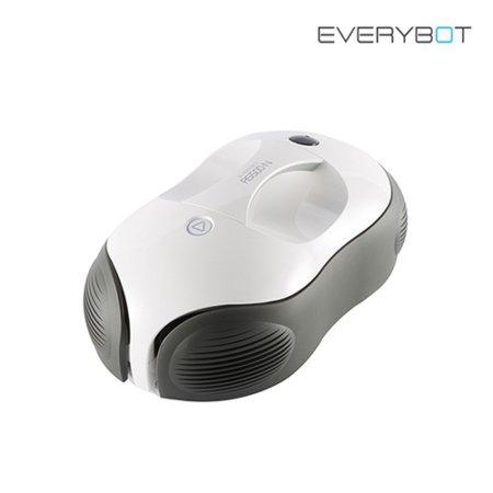 물걸레 로봇청소기 RS500N 미드나잇 그레이 [듀얼스핀 / 100분사용 / 자동물공급]