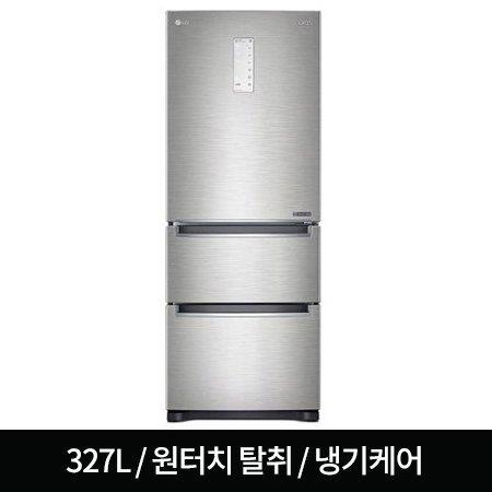 최신형 스탠드 김치냉장고 K338NS15 (327L) 디오스/3도어